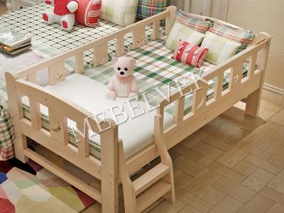 Кровать детская Берёзка