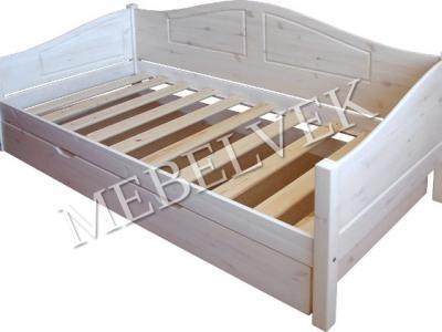 дачная кровать детская Боровичок