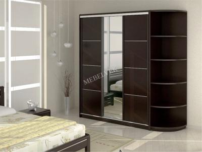 Шкаф 3 -х створчатый Тиффани ( модель 3 )
