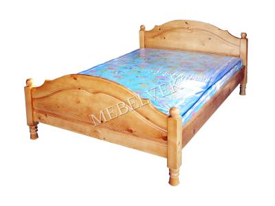 Односпальная кровать Аврора
