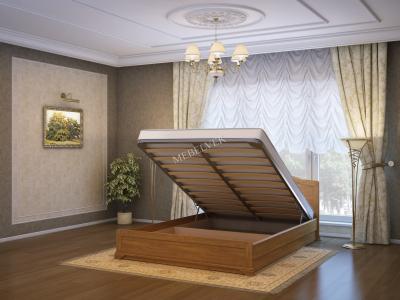кровать с ящиками с подъёмным механизмом Будапешт