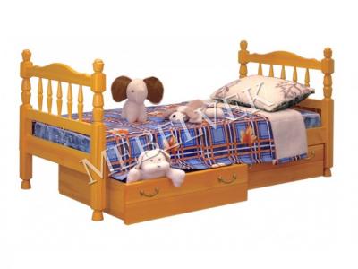 дачная кровать детская Эскимо