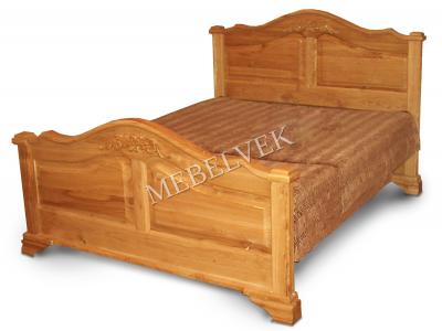 Односпальная кровать Гермес