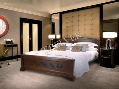 Односпальная кровать 90х200 с ящиками для белья   Италия