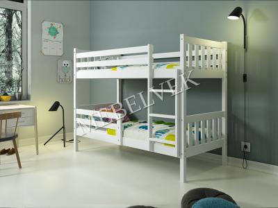 Двухъярусная дачная кровать Капитан