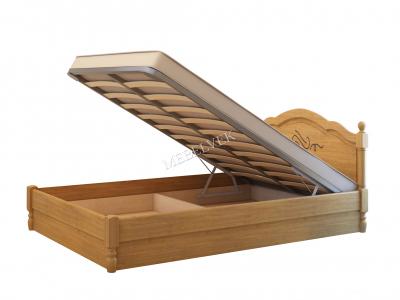кровать с ящиками с подъёмным механизмом Кассандра