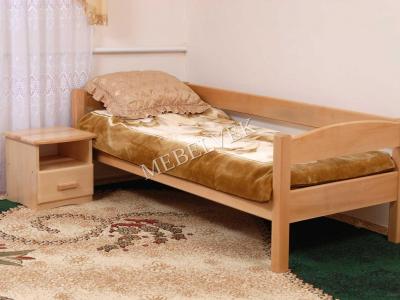Кровать из дерева детская Нота