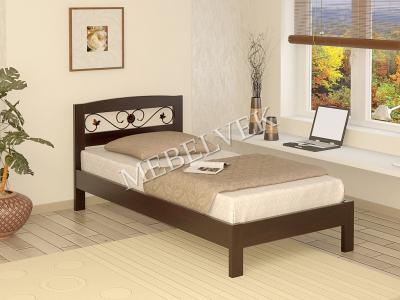 дачная кровать детская Пчелка-1