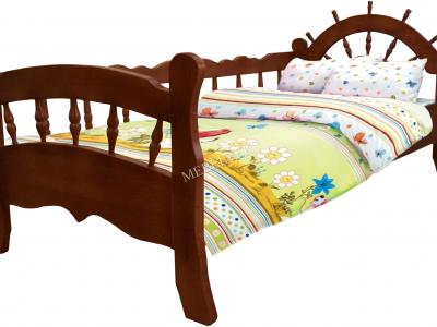 Детская кровать 140х200 Шкипер