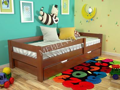 Кровать из дерева детская Василиса