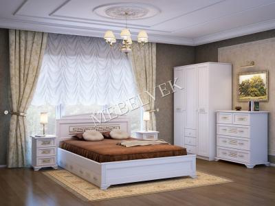 Спальный комплект Милан