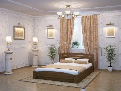 Полутороспальная дачная кровать Ольборг