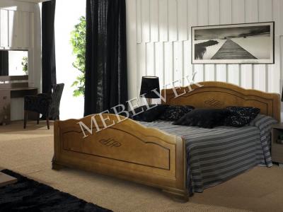 Двуспальная кровать с матрасом Севилья
