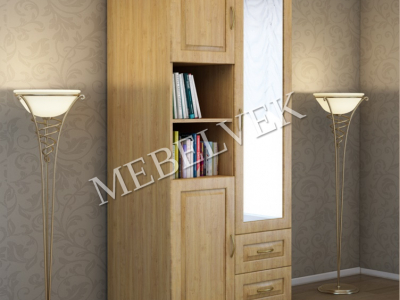 Деревянный шкаф Витязь-246