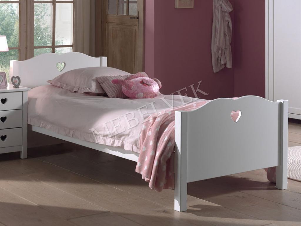 Кровать детская Дюймовочка из массива березы