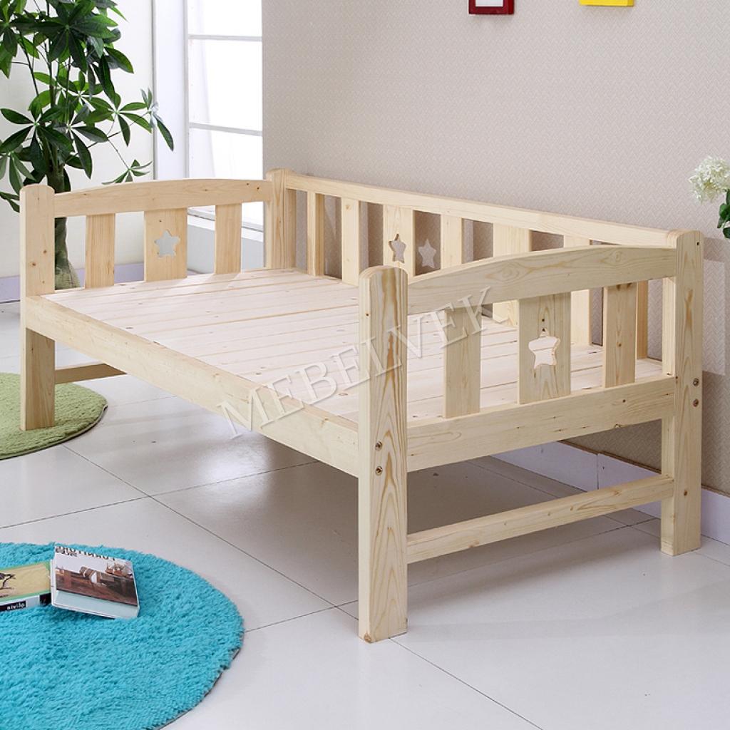 Детская кровать Кузя