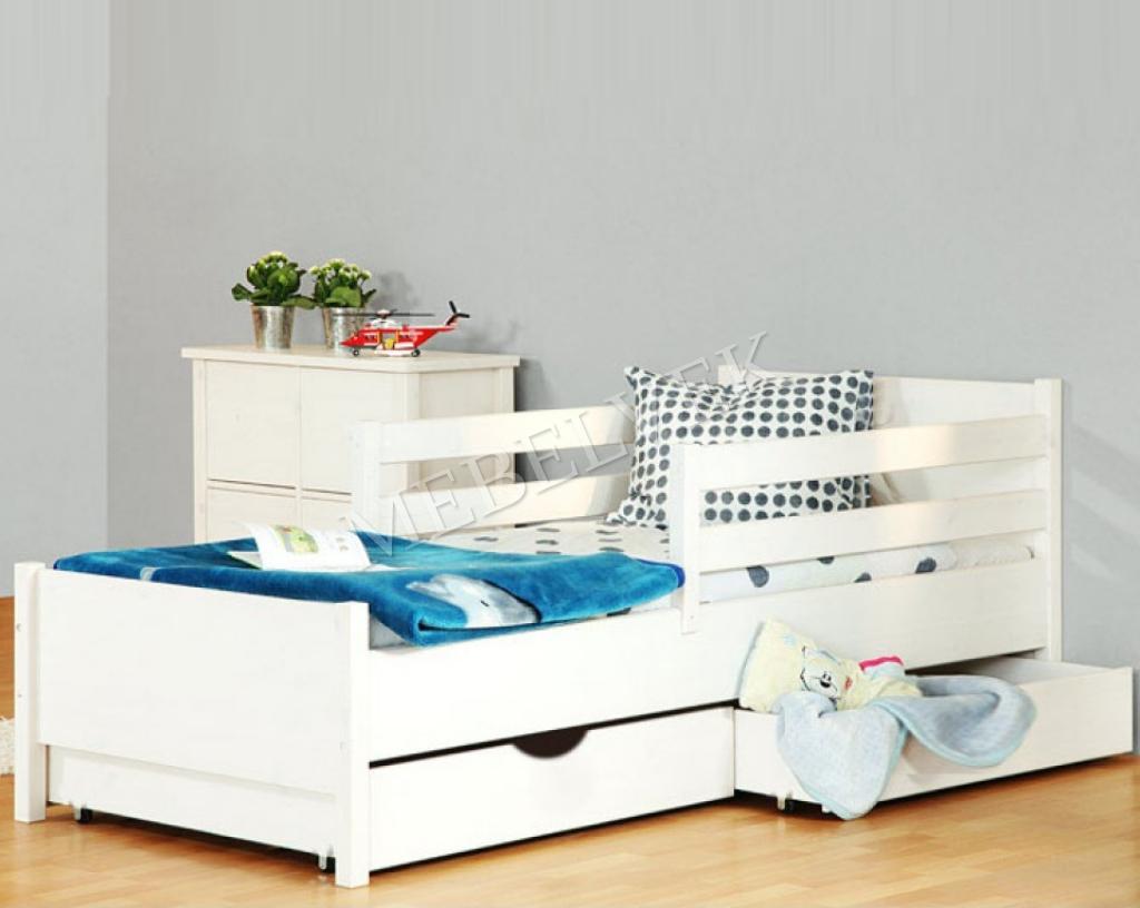 Кровать детская Кроха из бука