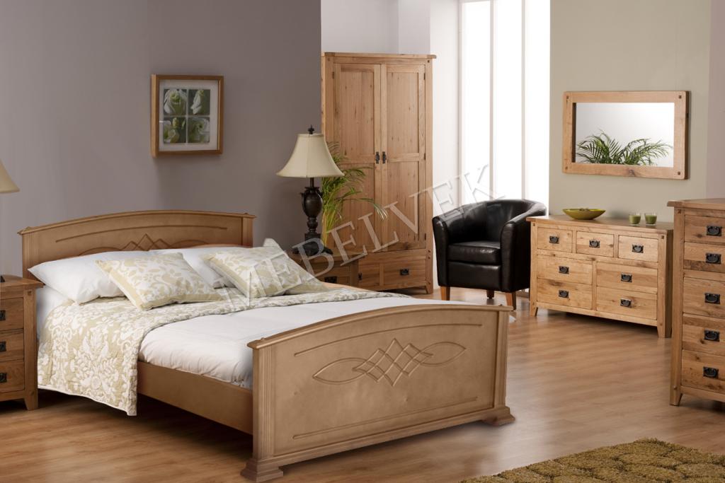 Двуспальная кровать Эжени