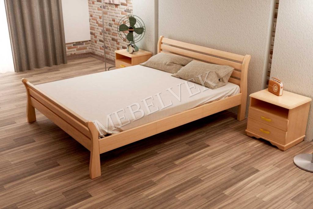 Кровать Агава 80х200 с матрасом