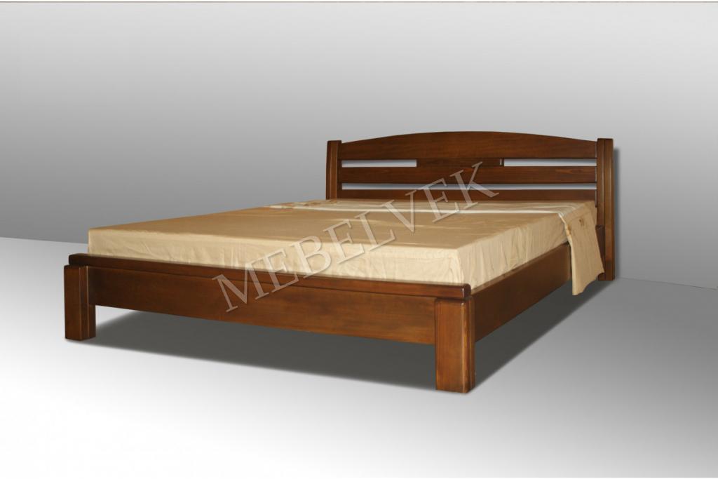 Кровать Ажур Люкс 90х200