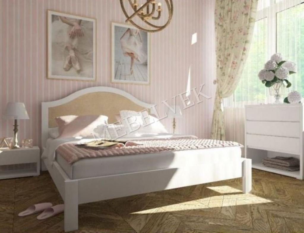 Кровать Гранд с мягким изголовьем