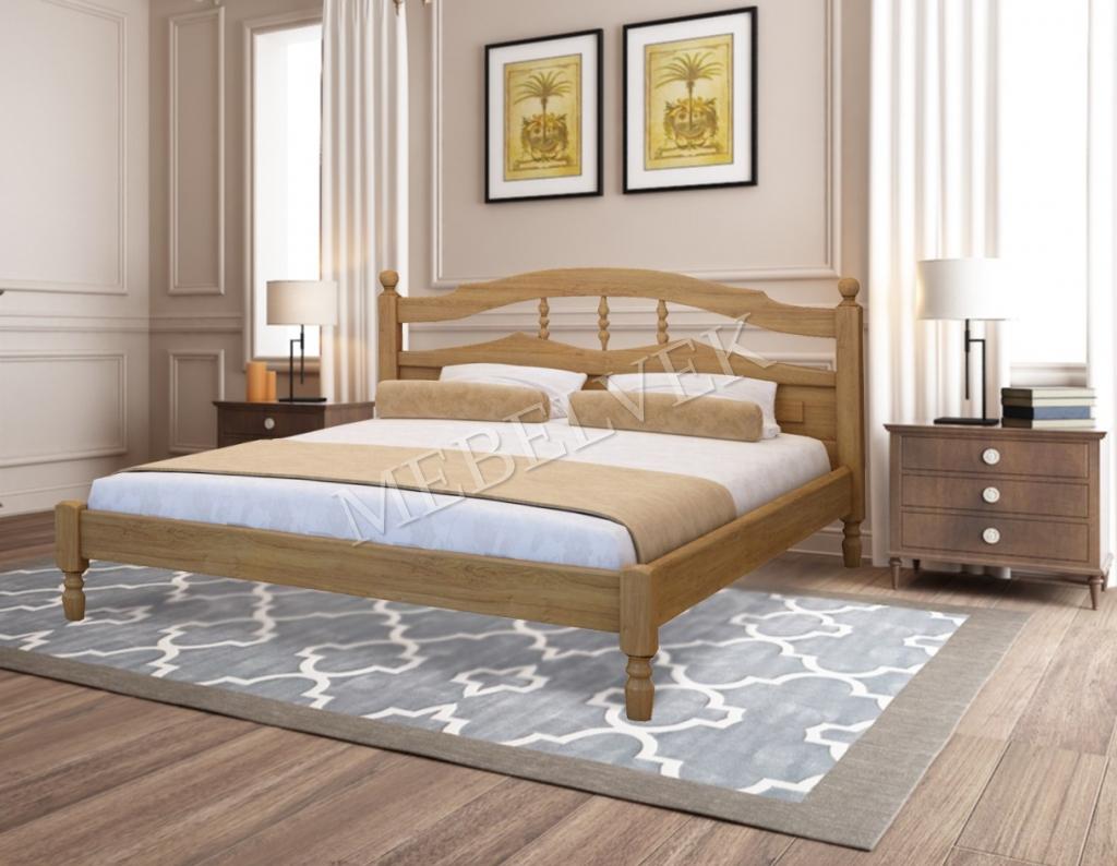 Кровать Алушта 80х200 с матрасом