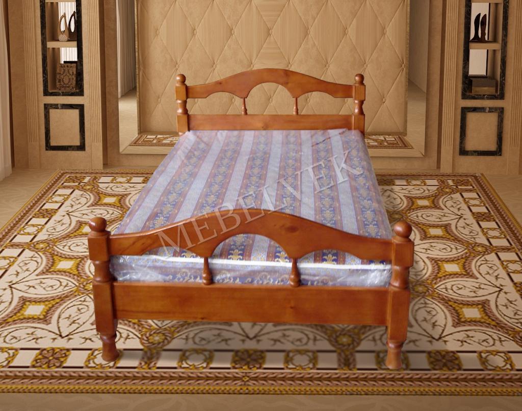 Кровать Дионис из березы