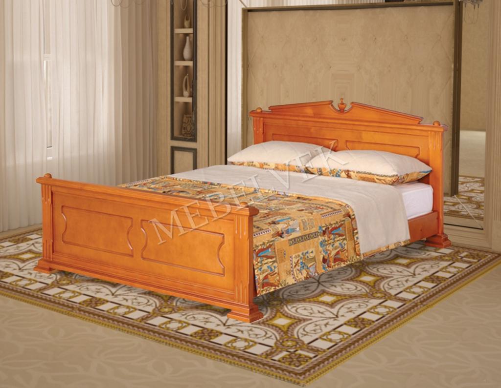Кровать Рим из бука