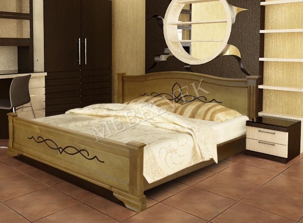 Кровать Рондо 80х200 с матрасом