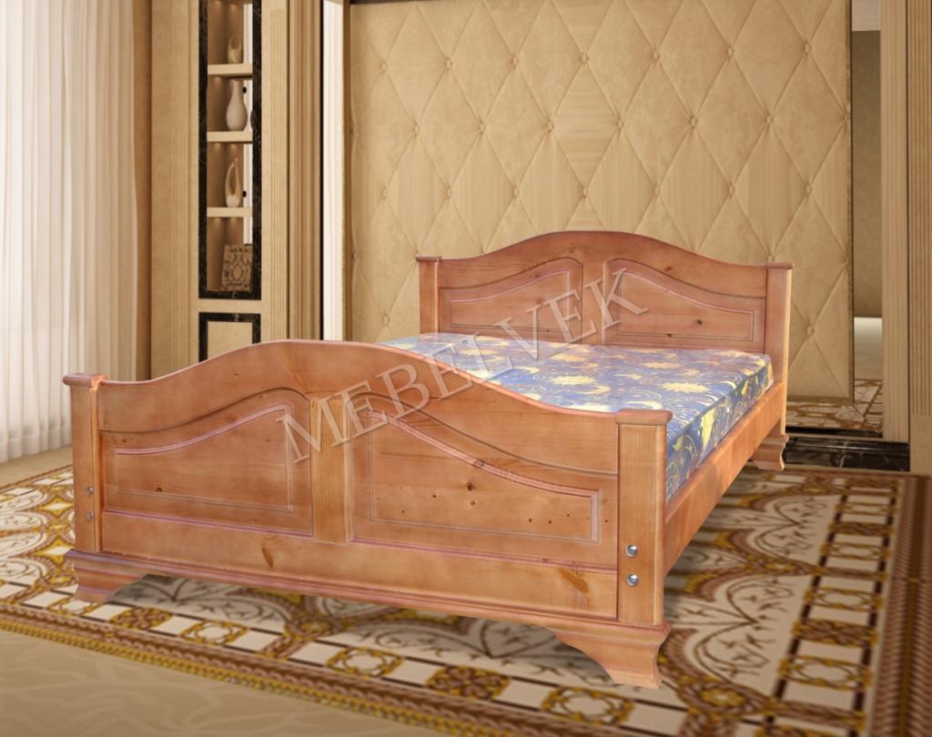 Кровать София 1 из бука