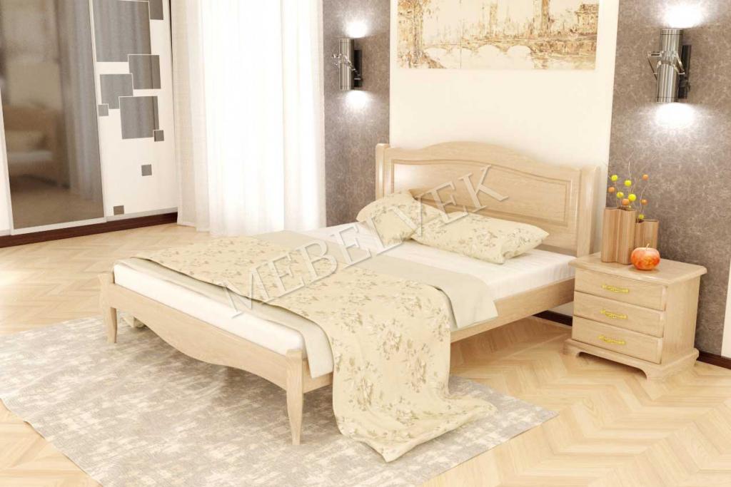 Двуспальная кровать Магнолия