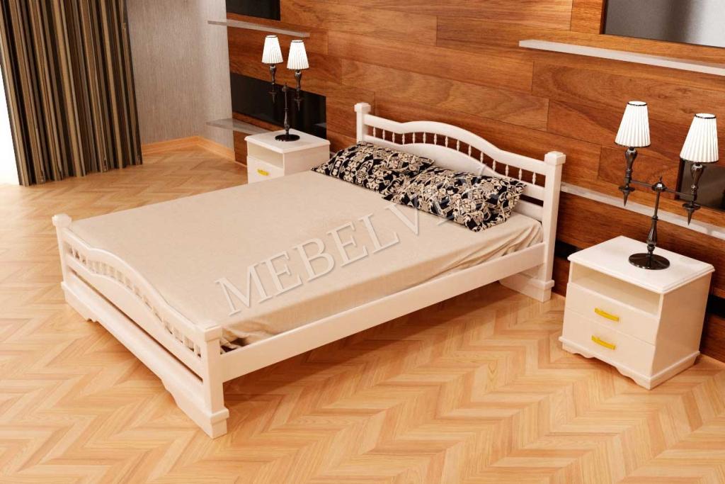 Кровать Мари из бука