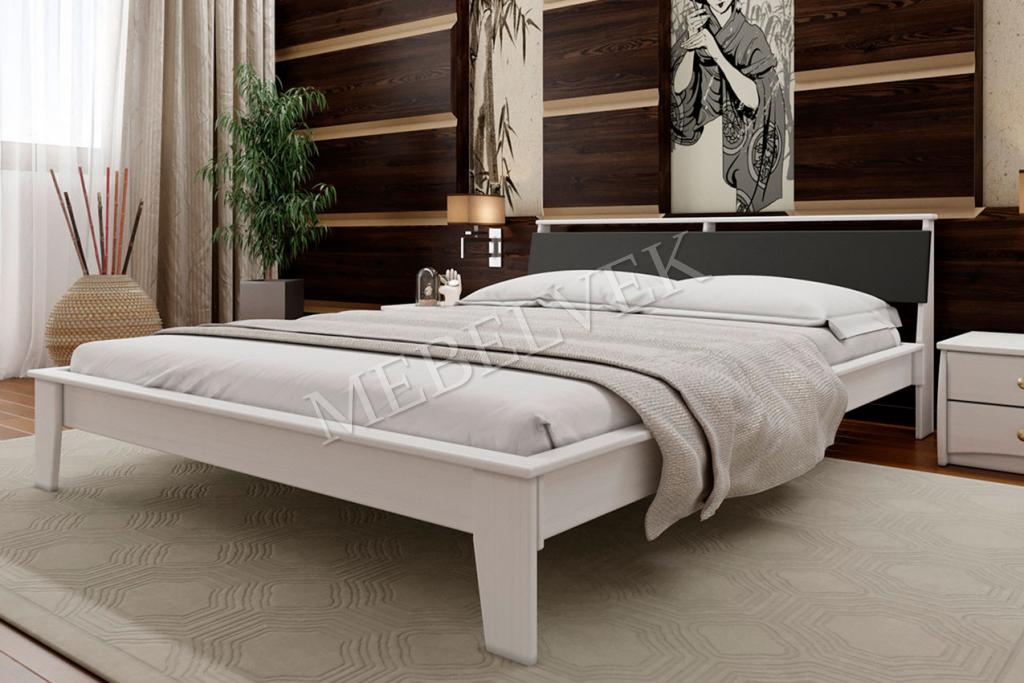 Кровать Релакс из дуба