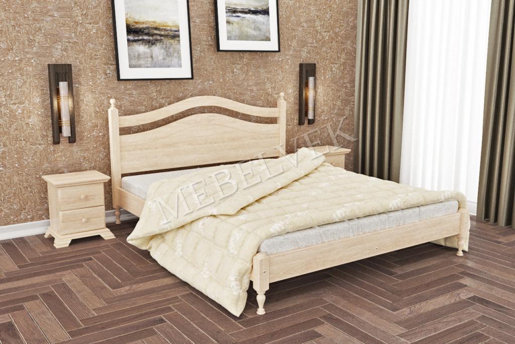 Кровать Вета  из березы