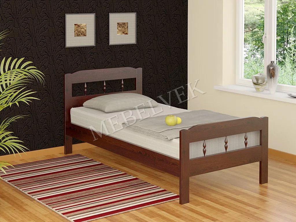 Кровать с матрасом детская Гуливер