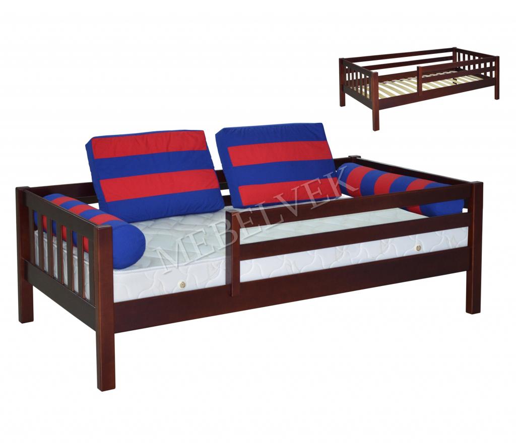 Кровать детская Матрёшка