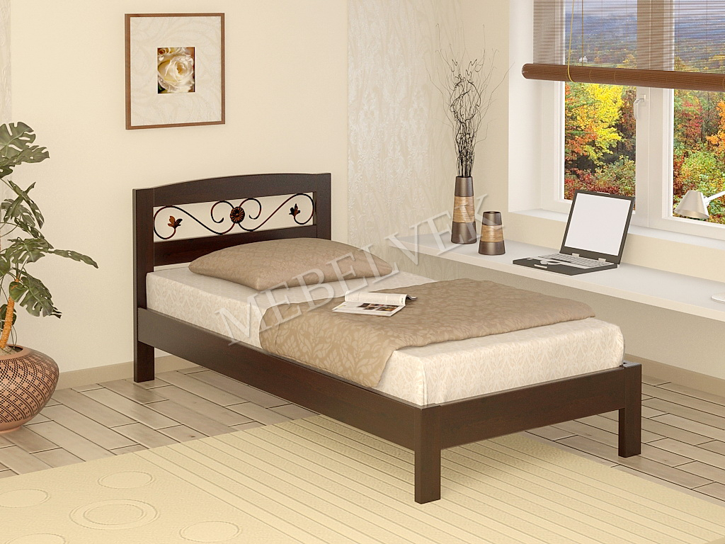 Кровать детская Пчелка 1