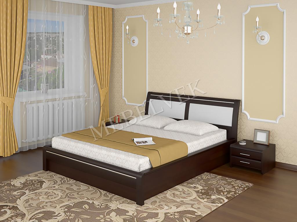 Кровать Окаэри 106 из бука