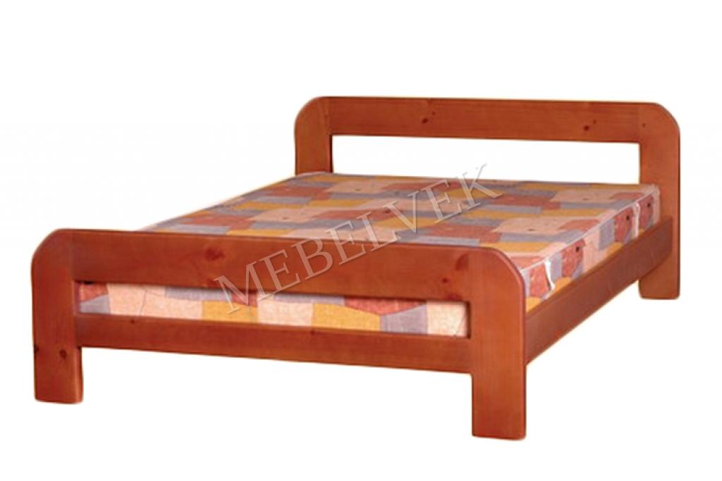 Кровать с матрасом полутороспальная Панама