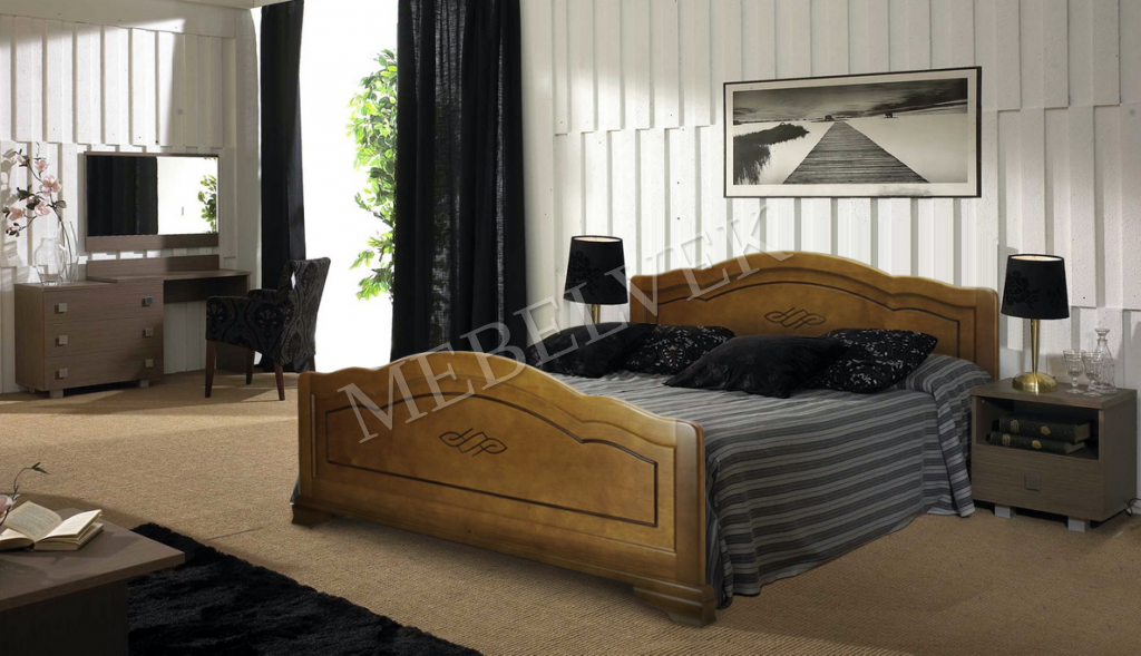 Кровать Севилья 90х200