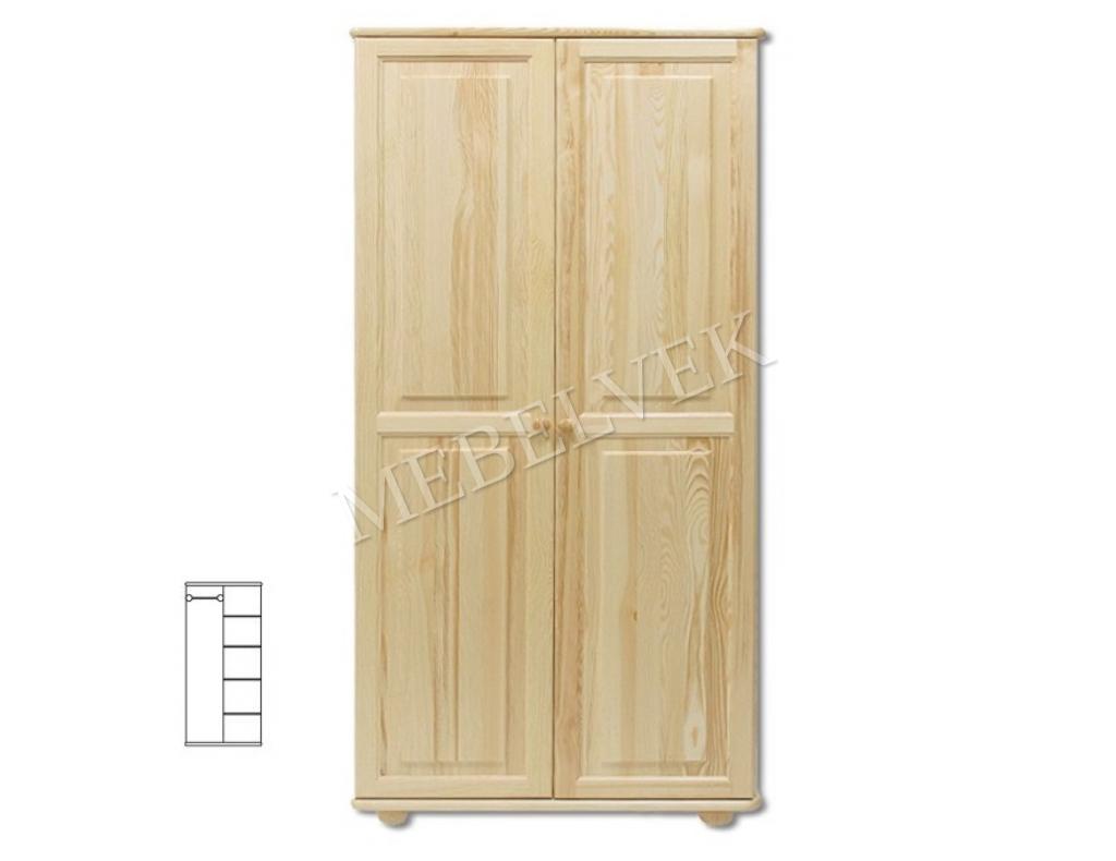 Шкаф для дачи Витязь 104