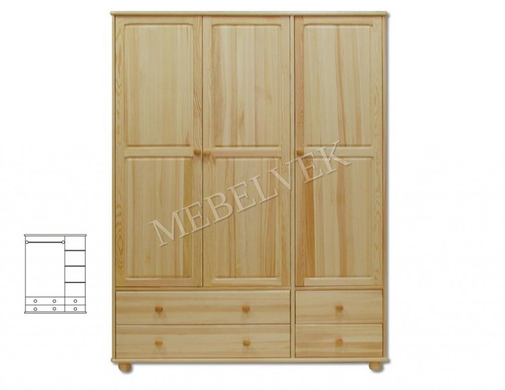 Шкаф для дачи Витязь 118