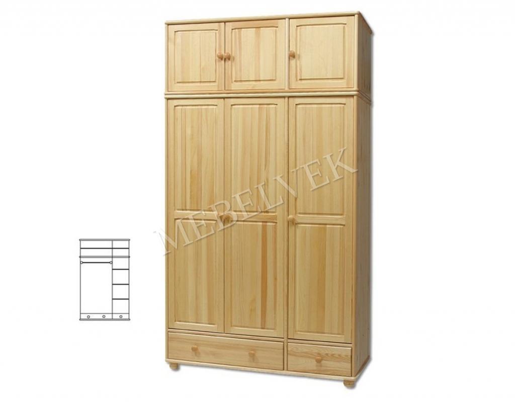 Шкаф для дачи Витязь 127
