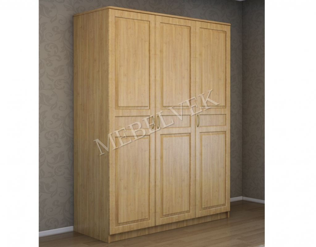 Деревянный шкаф Витязь 241
