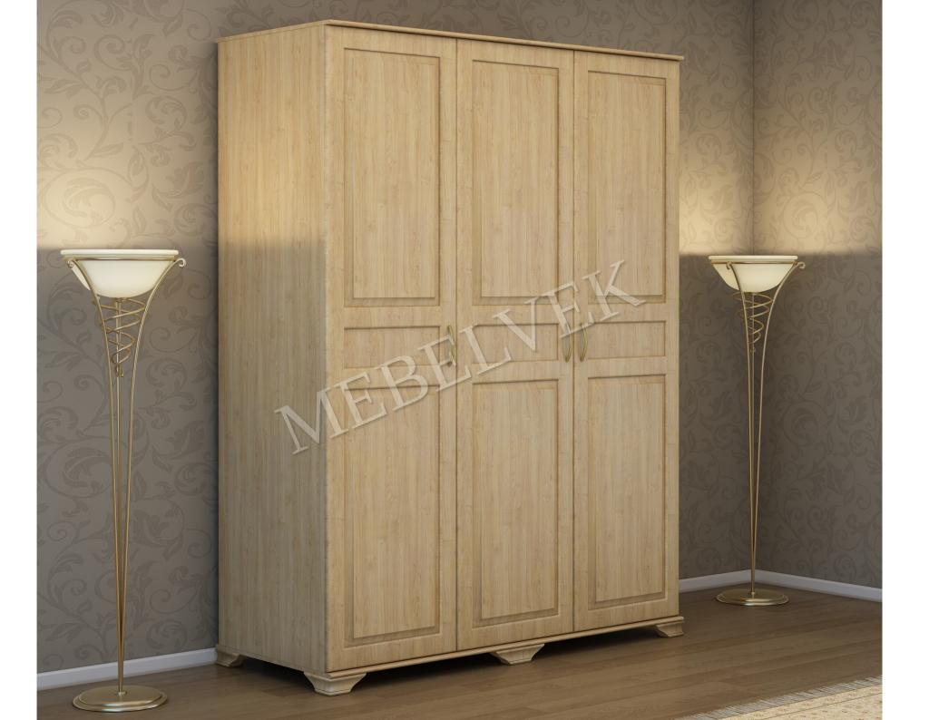 Деревянный шкаф Витязь 243