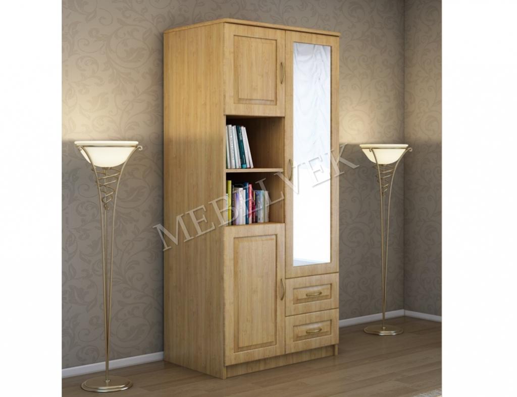 Деревянный шкаф Витязь 246 из ясеня