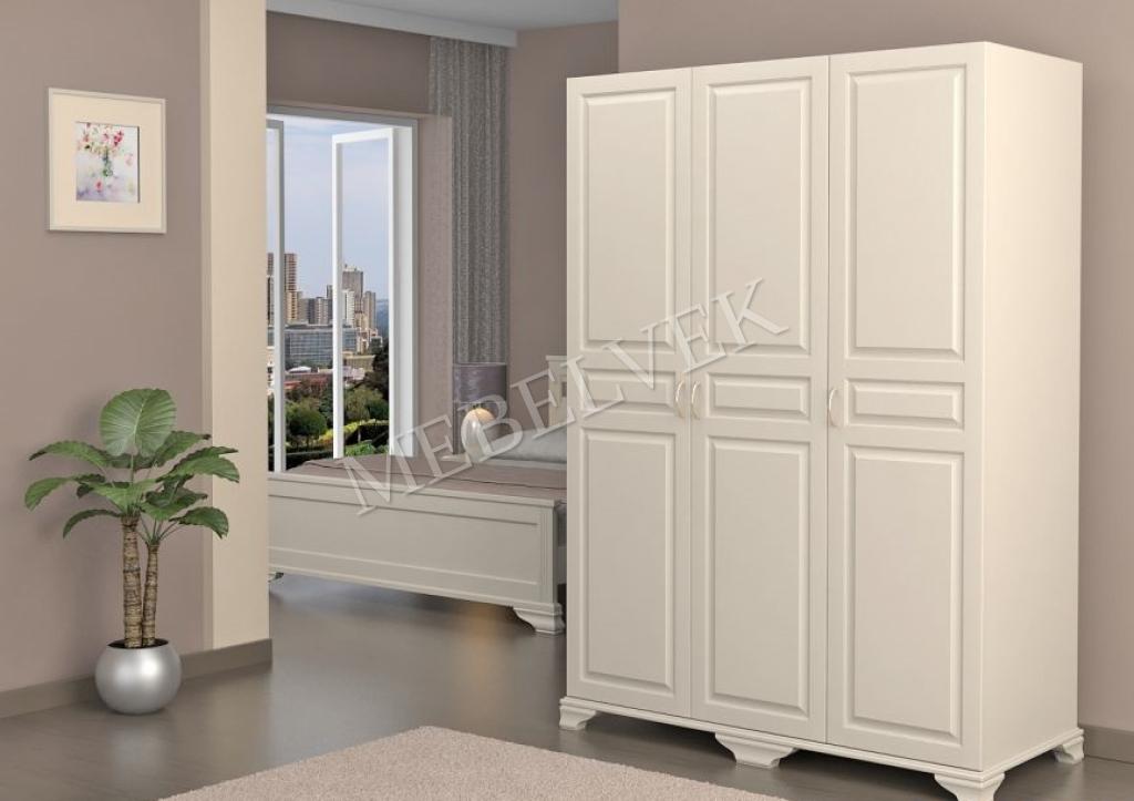Деревянный шкаф Витязь 290