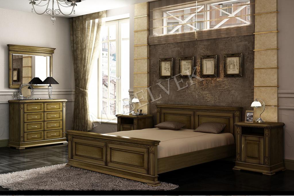 Спальный комплект Верди-100