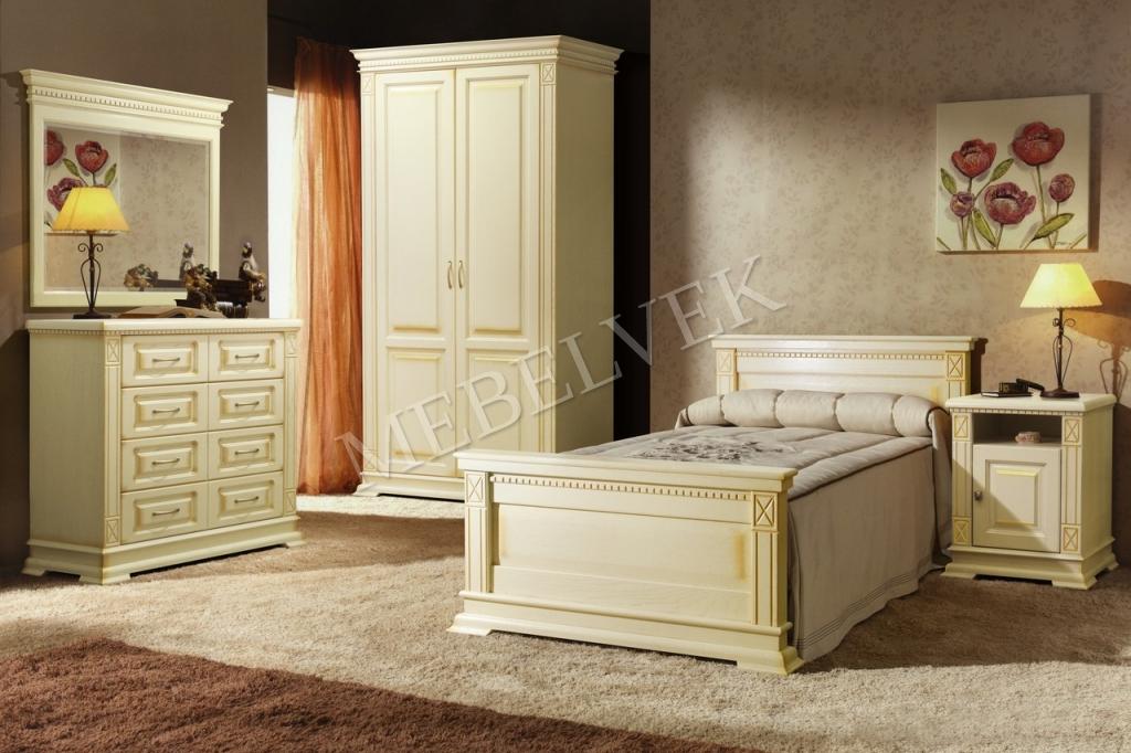 Спальный комплект Верди - 101