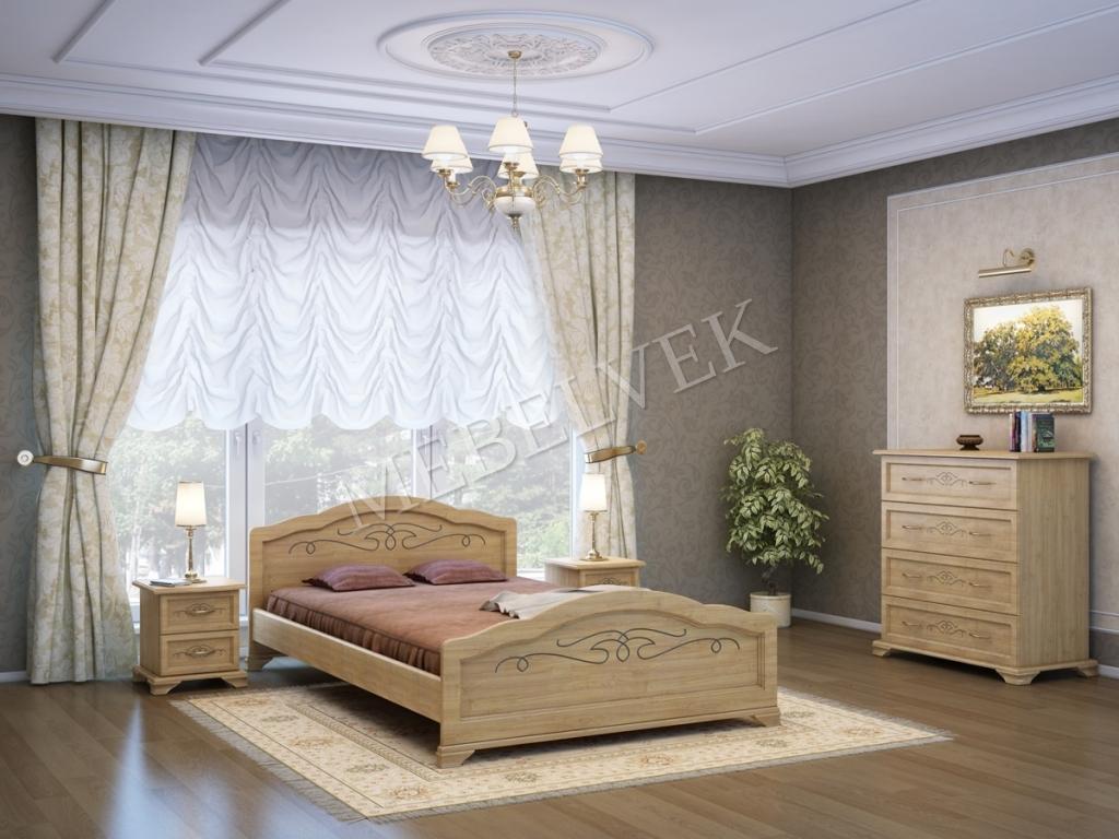 Спальный Комплект Валенсия 2